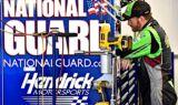 Dale Earnhardt Jr., No. 88 team at Las Vegas