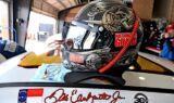 Dale Earnhardt Jr., No. 88 team at Fontana