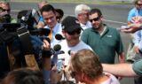 Earnhardt takes virtual lap around Charlotte