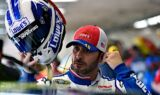 Jimmie Johnson, No. 48 team at the All-Star race