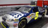 Johnson's All-Star paint scheme