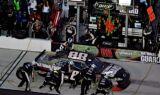No. 88 team at Daytona