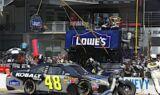 No. 48 team at Indianapolis