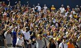 Fans at Atlanta, Richmond