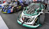 'TRANSFORMERS' cars on display at Daytona