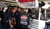 Testing at Charlotte Motor Speedway
