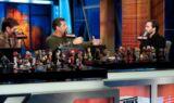 Jimmie Johnson's ESPN visit on Wednesday
