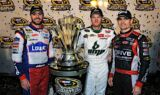 Fan-favorite moments from 2011: Earnhardt