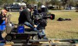 Jimmie Johnson Husqvarna production day