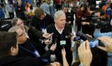 Rick Hendrick visits Oshawa Assembly Plant