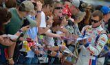 Hendrick Motorsports fans in June