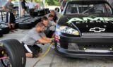 Prospects attend pit crew mini camp