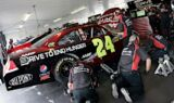 Jeff Gordon and the No. 24 team at Pocono