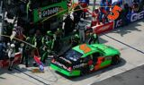 No. 5 team at Bristol Motor Speedway
