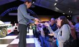 Kasey Kahne unveils No. 5 Time Warner Cable Chevy