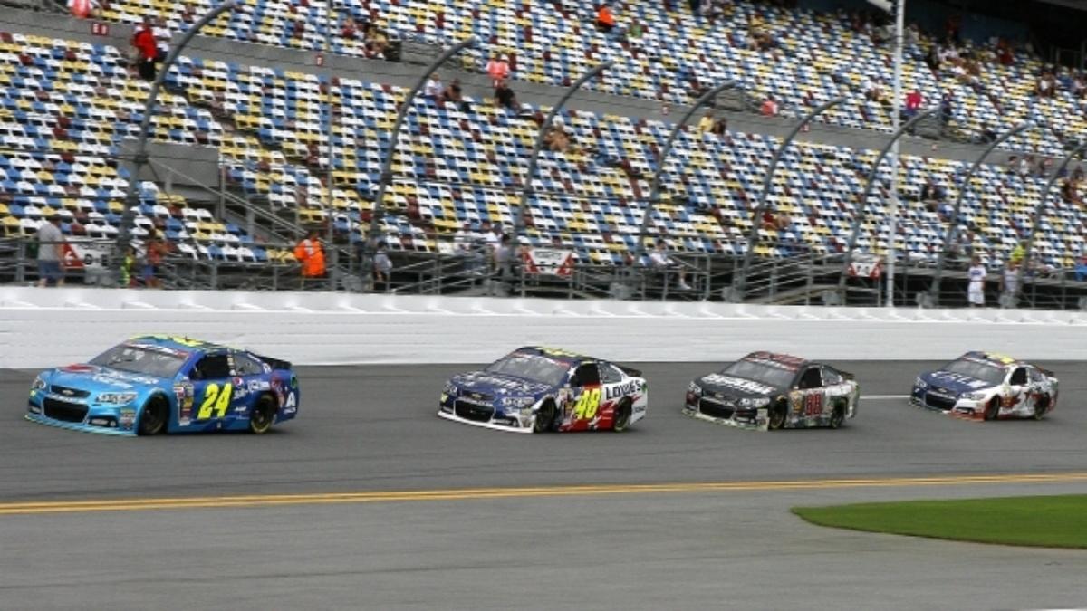 2015 NASCAR Sprint Cup schedule released