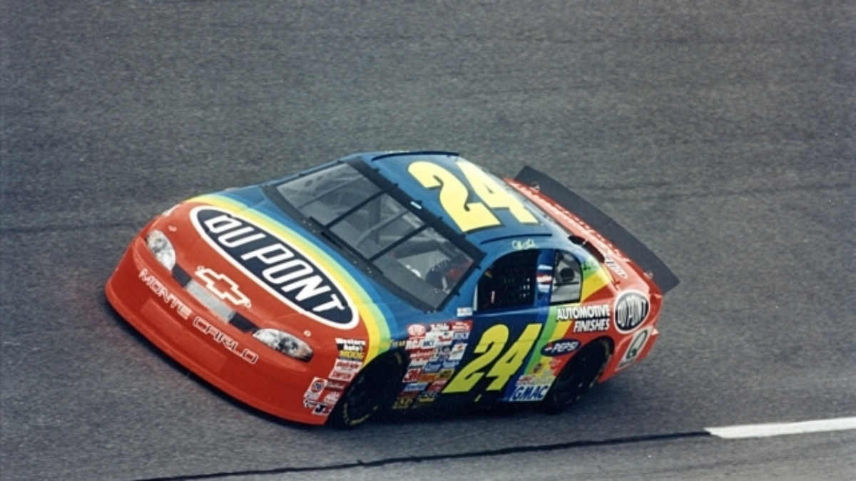 A race to remember: Gordon's first start