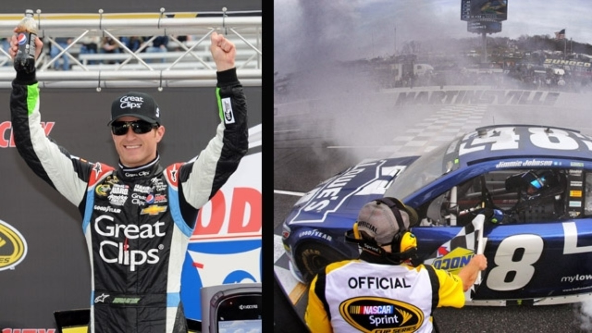 By the numbers: Hendrick Motorsports at short tracks
