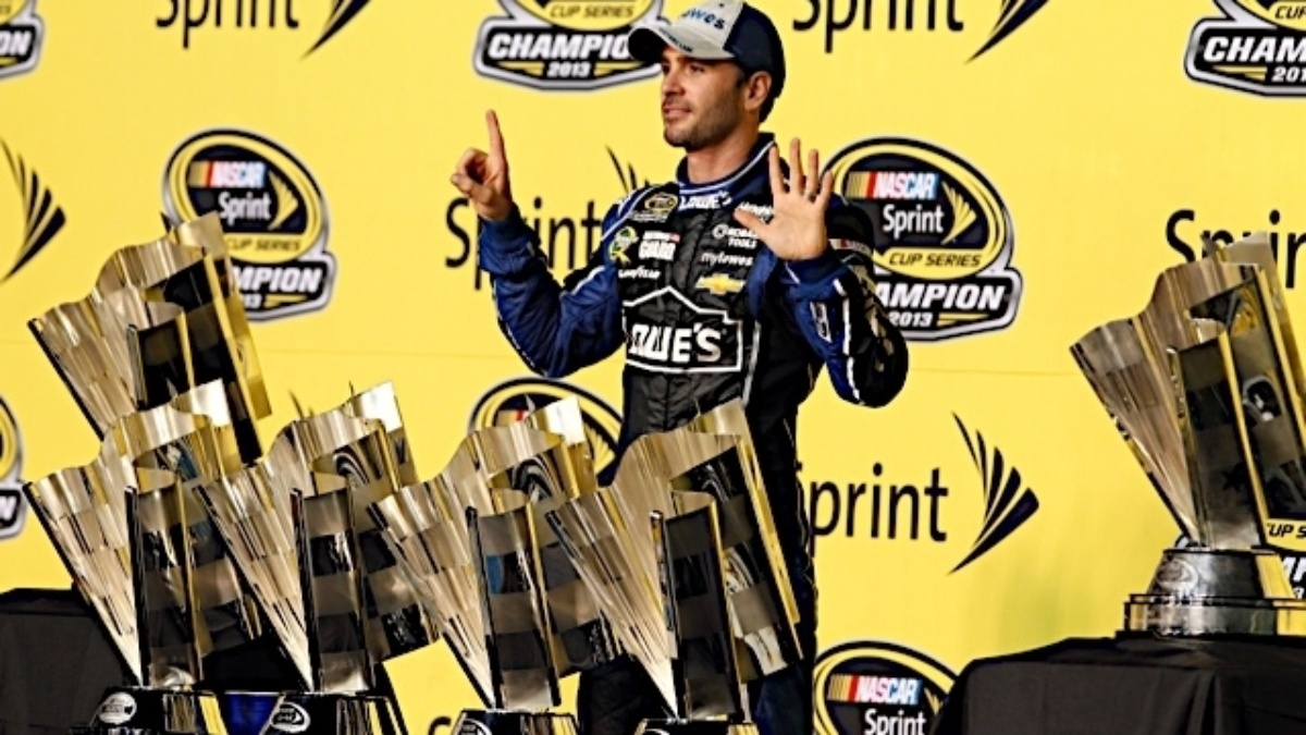 Champion Jimmie Johnson to become first athlete to guest host ESPN's 'SportsCenter'