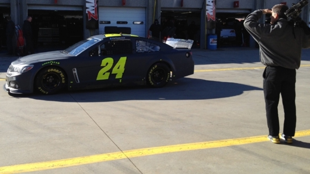 Charlotte Cup test provides important step for NASCAR