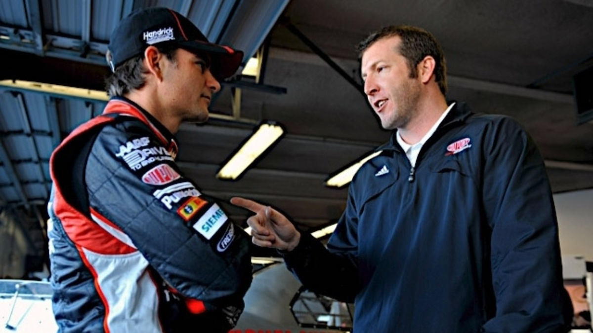 Confidence high for Gordon, Gustafson going into Phoenix