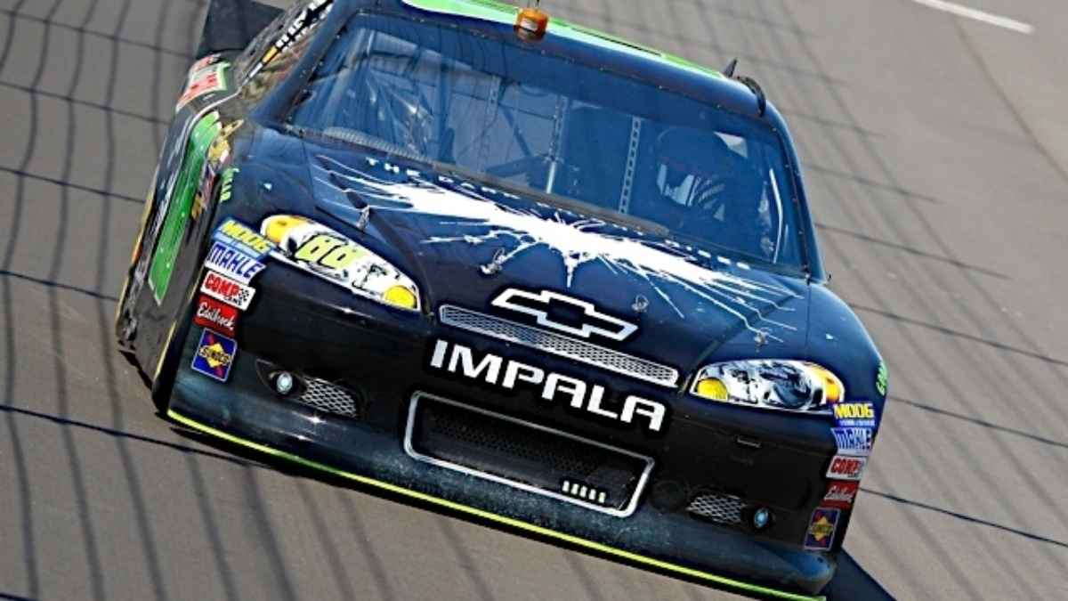 Earnhardt returns to Victory Lane at Michigan
