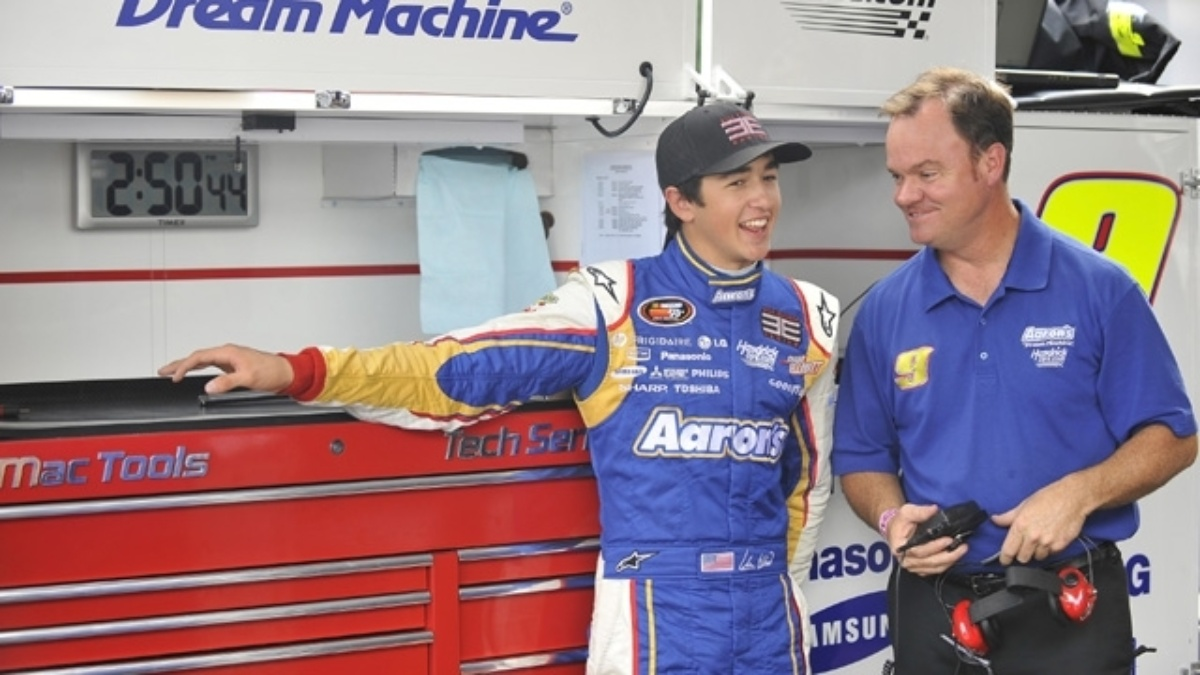Elliott gears up for first road course race in Sunday's ARCA event