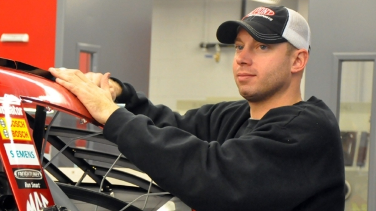 Getting to know Josh Kirk, car chief of the No. 24 Chevrolet