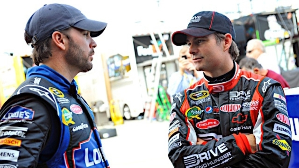Gordon, Johnson included in lineup for Food City Race Night on Friday at Bristol