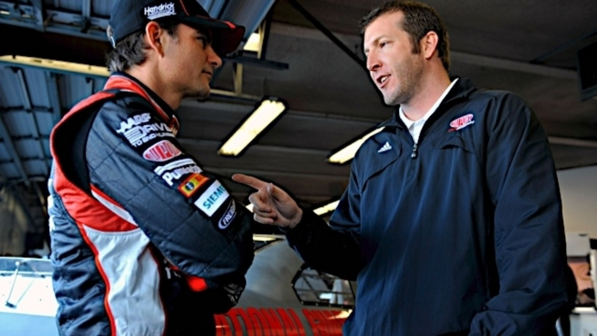 Gordon and Gustafson fired up for 2012