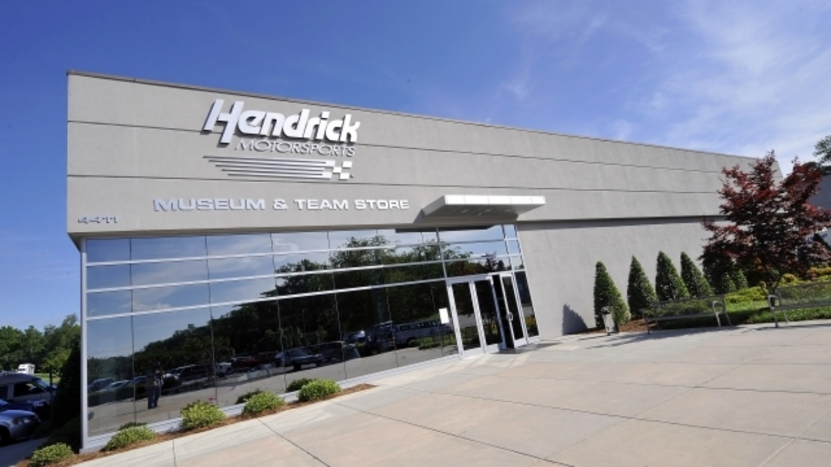 Hendrick Motorsports Museum & Team Store hours for July Fourth