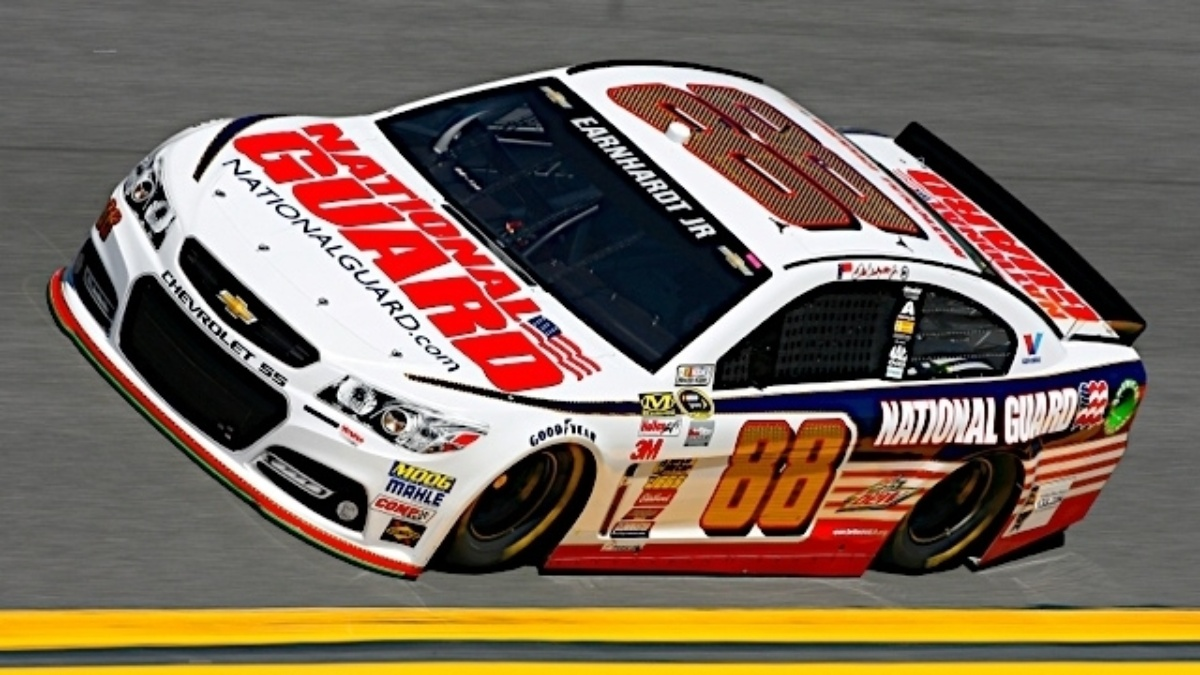Hendrick Motorsports in the Sprint Unlimited