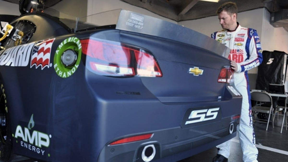 Hendrick Motorsports teammates will join in Charlotte test this week