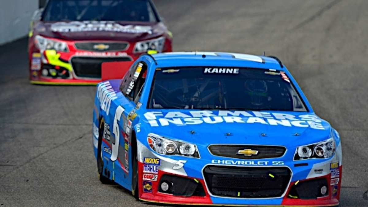 Hendrick Motorsports test session scheduled for New Hampshire Motor Speedway