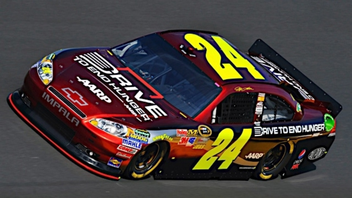 International Speedway Corporation joins Drive to End Hunger