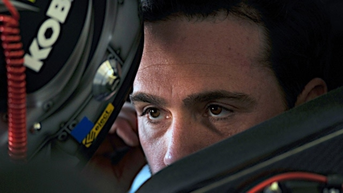 Johnson wins at Indy, Earnhardt new points leader