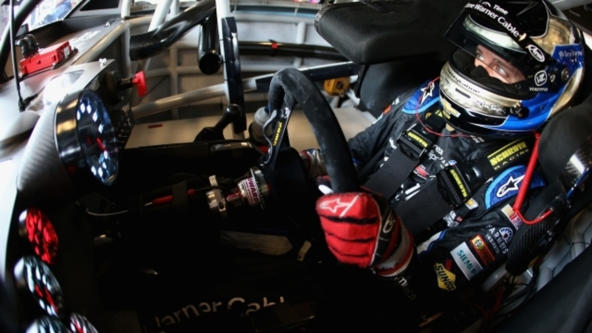 Kahne sees positives in season's 'strongest effort'