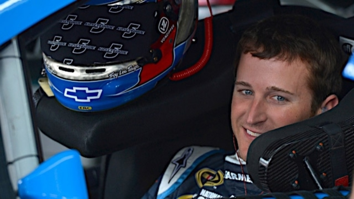 Kasey Kahne is ready to race into the Chase
