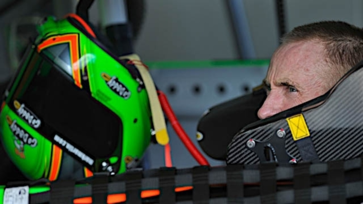 Martin looking forward to Watkins Glen 'superspeedway'