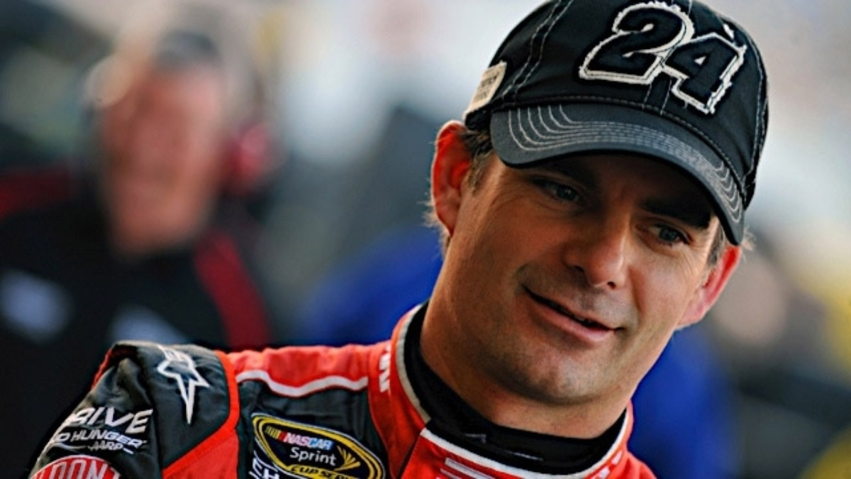 Monster Mile might not be Gordon's toughest challenge this week