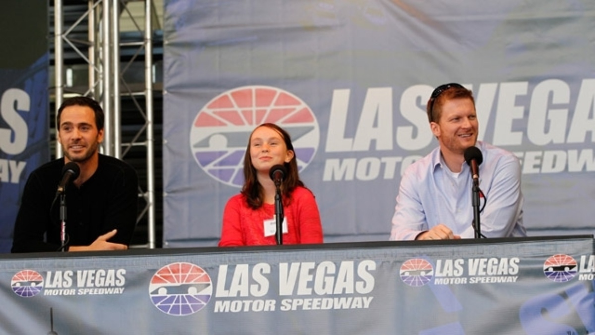 NASCAR celebrates five years in Las Vegas with this year's Champion's Week
