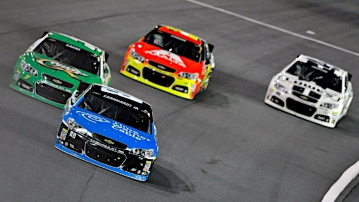 NASCAR releases 2014 Sprint Cup schedule