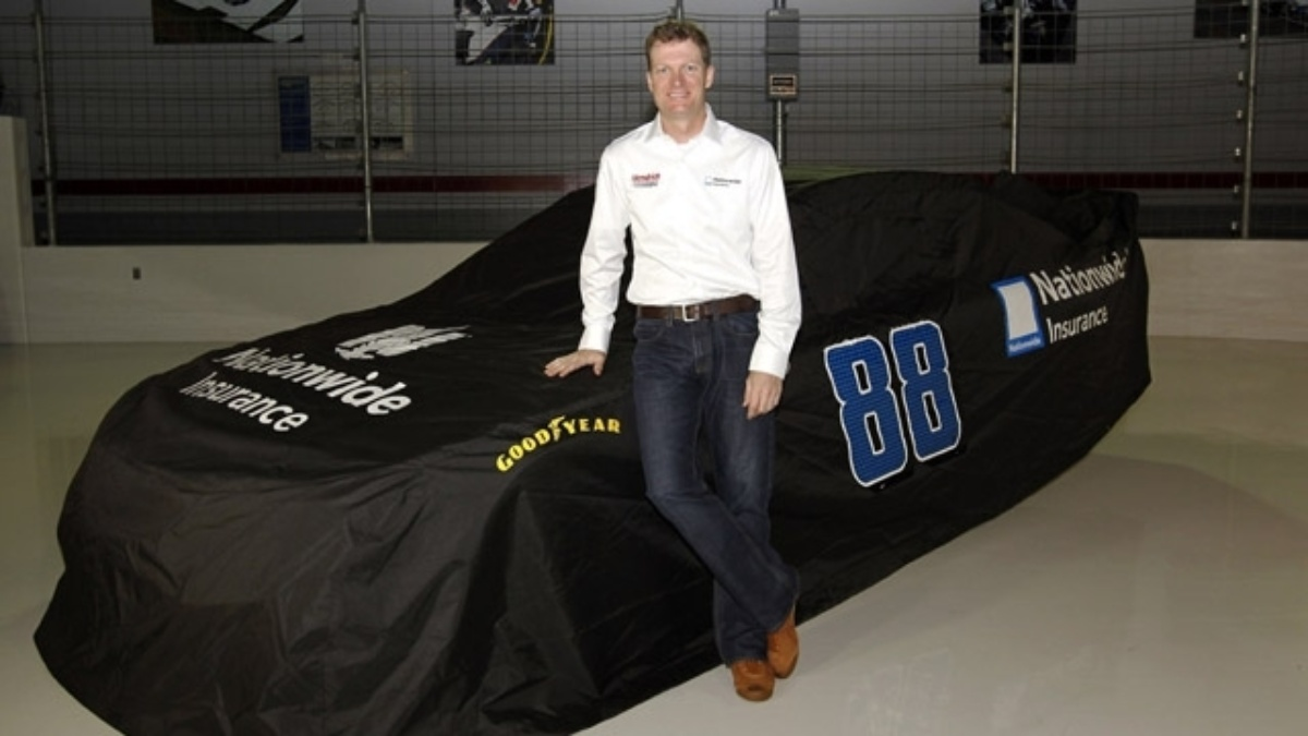 Nationwide Insurance to sponsor Dale Earnhardt Jr., No. 88 Sprint Cup team