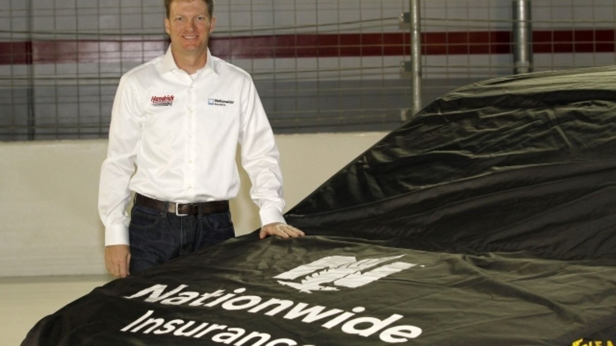 Nationwide to sponsor No. 88 team at Richmond