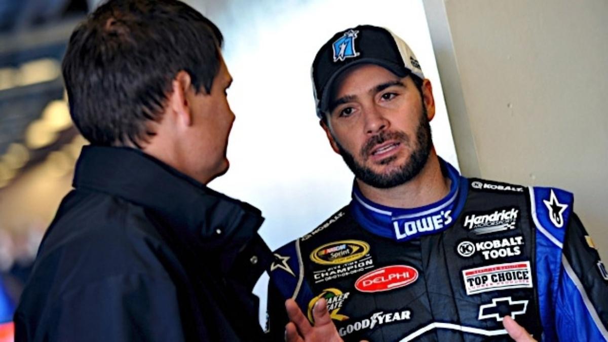 No. 48 team ready for 2012 Shootout, Daytona return