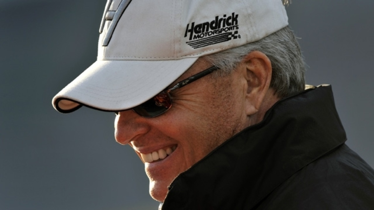 Rick Hendrick honored with Lifetime Achievement Award