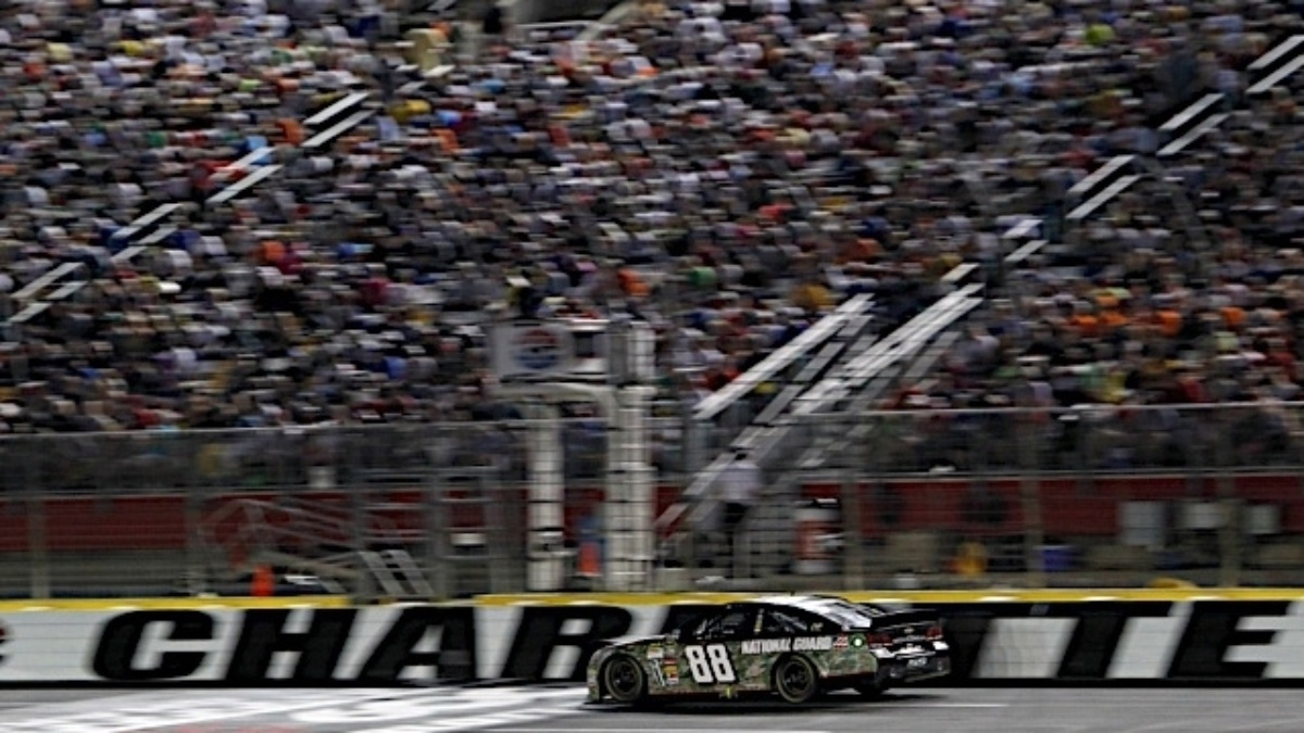 Sprint Cup testing at Charlotte rescheduled for Wednesday