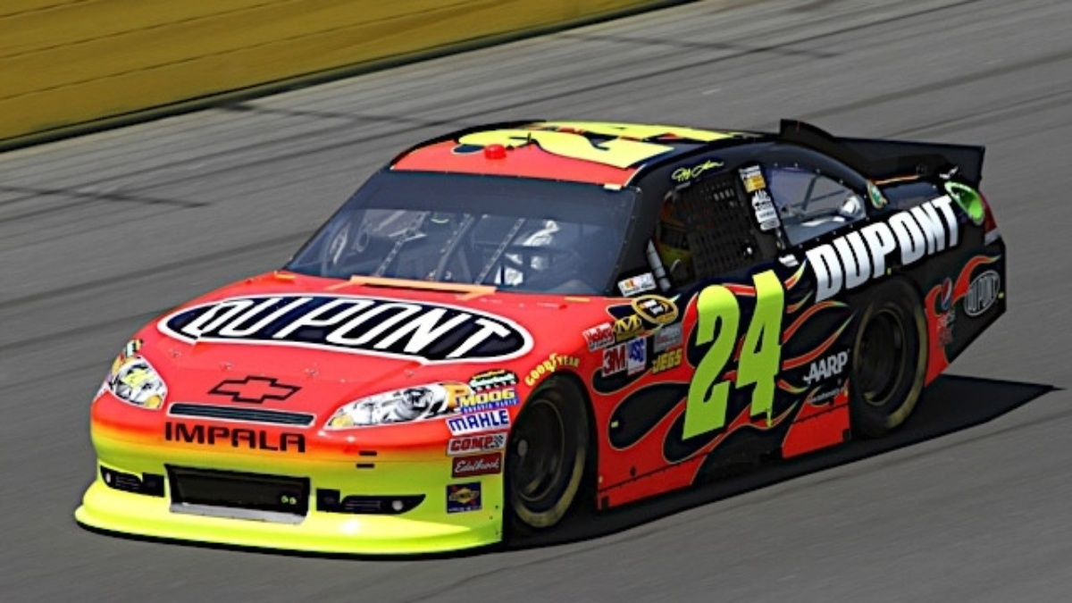 Team DuPont wants to shift into high gear at Pocono