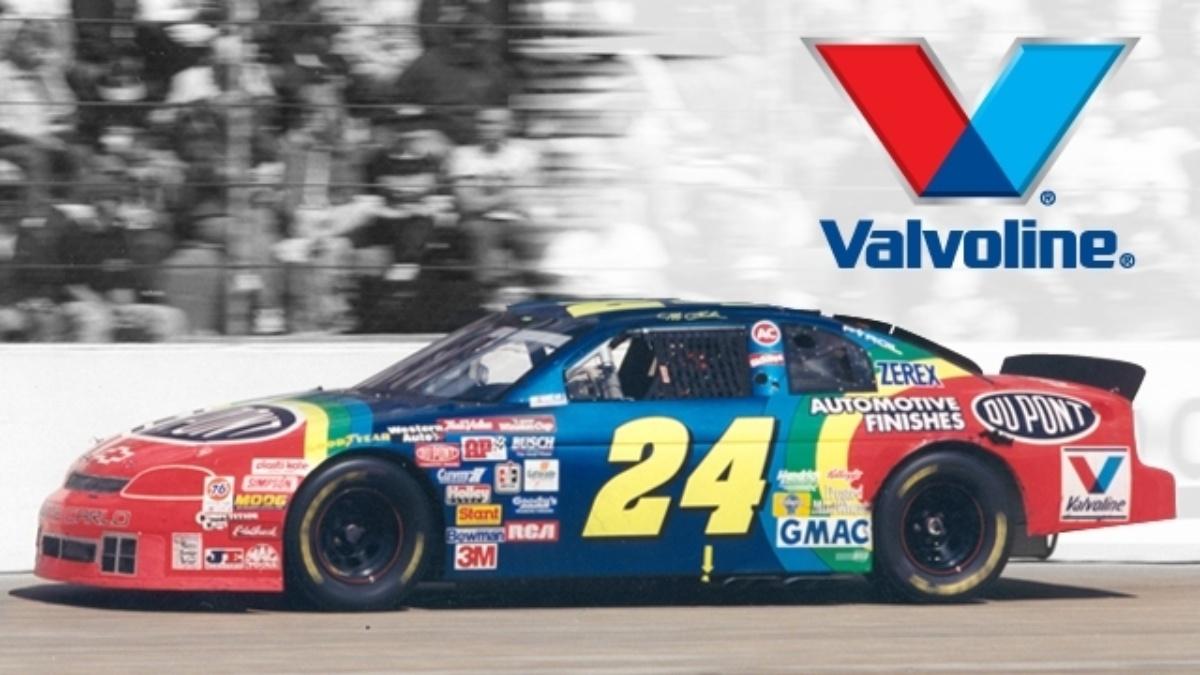 Valvoline to partner with Hendrick Motorsports