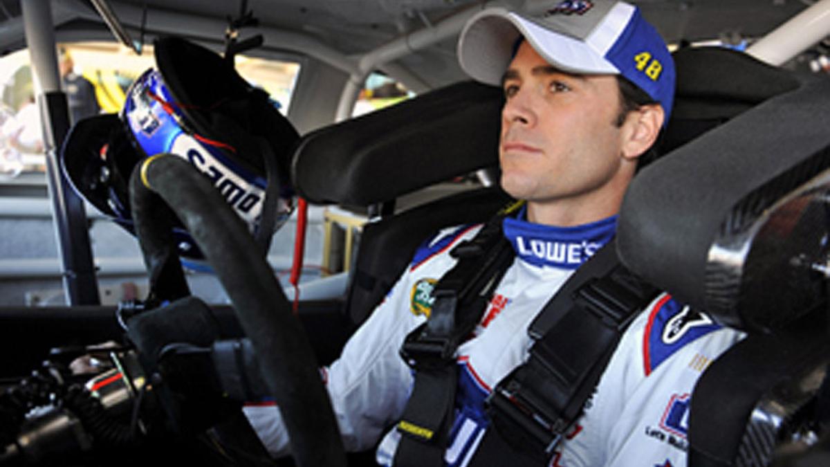 '24/7 Jimmie Johnson: Race to Daytona' picks up 2009 Emmy